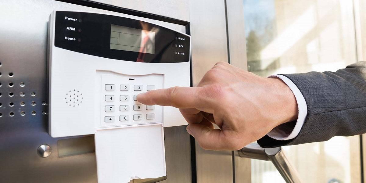 Alarm System For Precaution